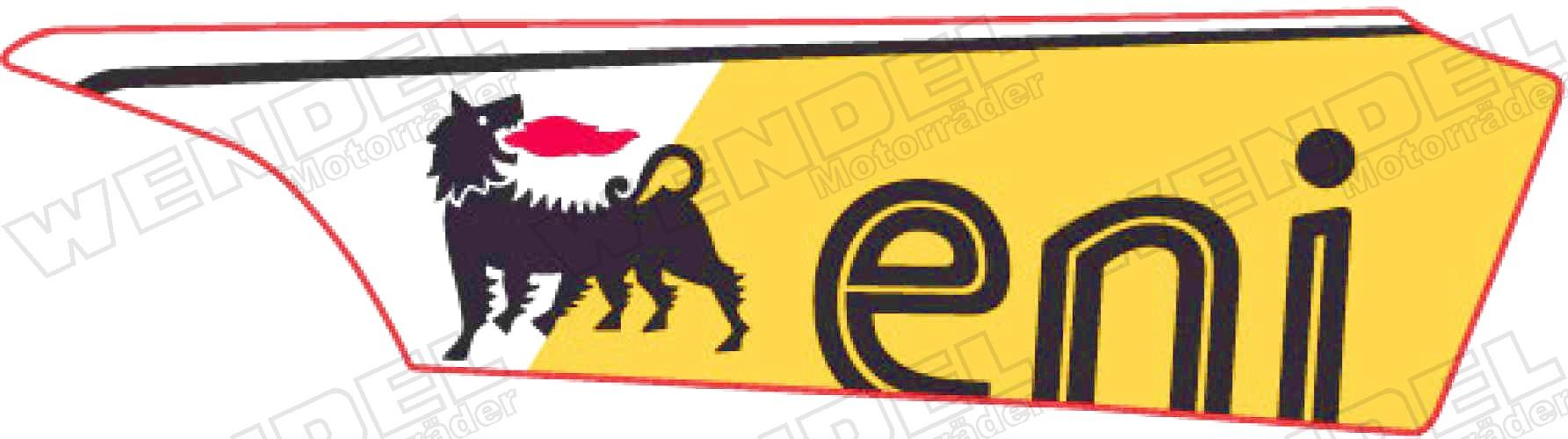 Aprilia Sticker Lh Eni B043705